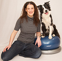dr-eve-pugh-sitting-dog-fitpaws-donut
